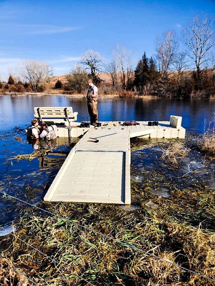 boat-dock-install-winter