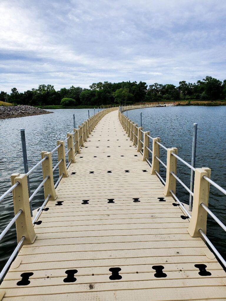omaha-standing-bear-lake-dock-view
